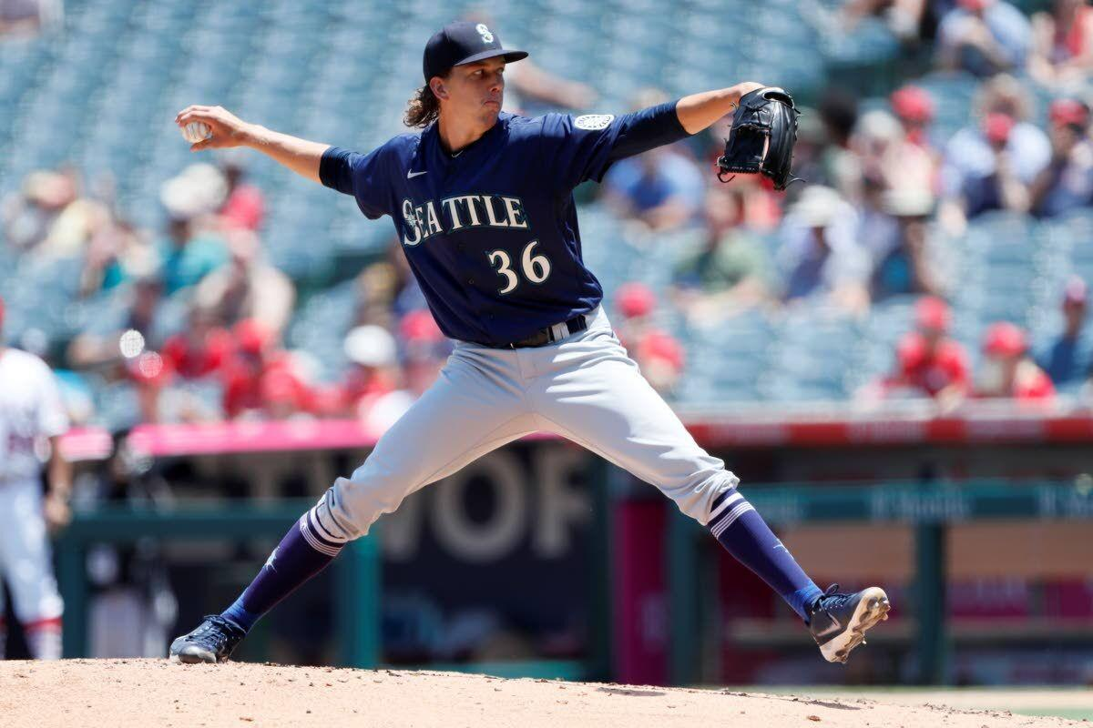 Mariners defeat Angels despite Ohtani's 34th HR
