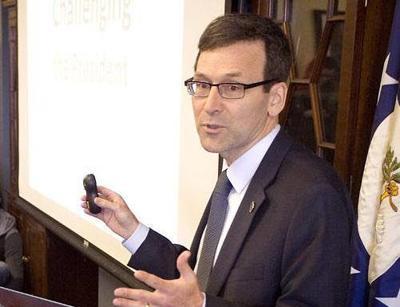 Washington AG talks Trump, opioid lawsuits