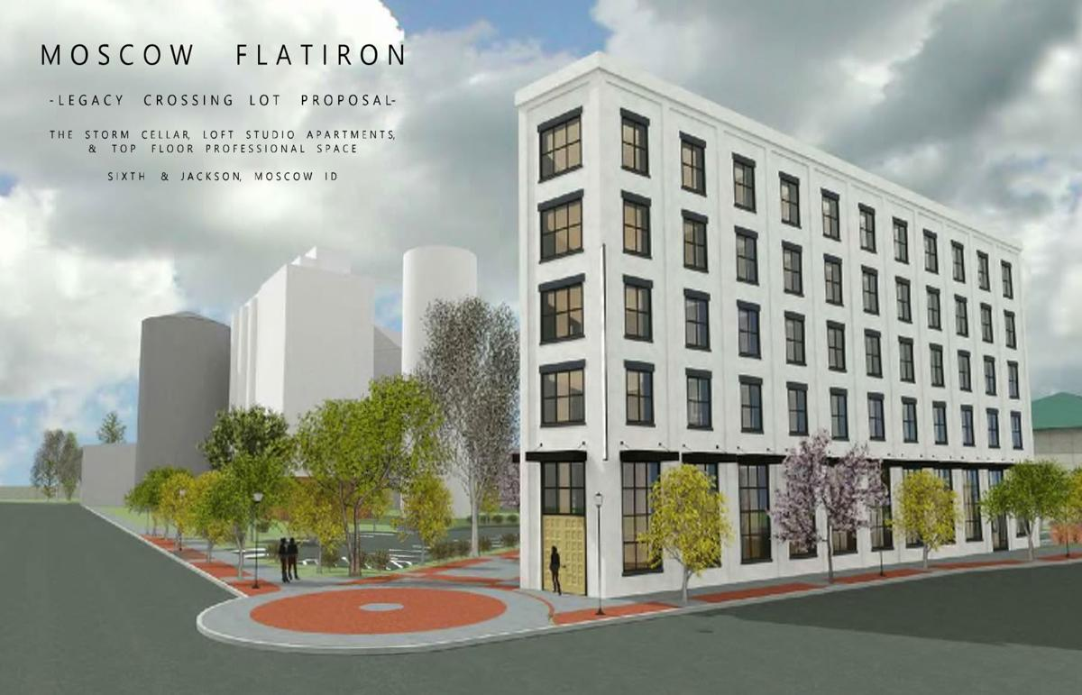 Hotel Among Proposals For Moscow S Sixth And Jackson Property