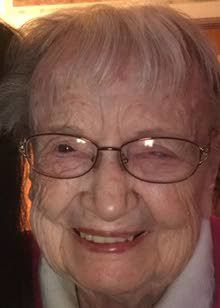 Audrey Cada, 97, Potlatch resident