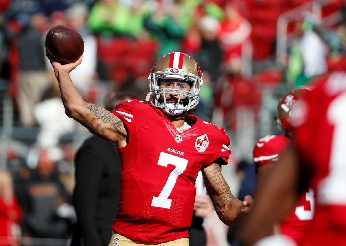 AP source: Colin Kaepernick ready to compete to play