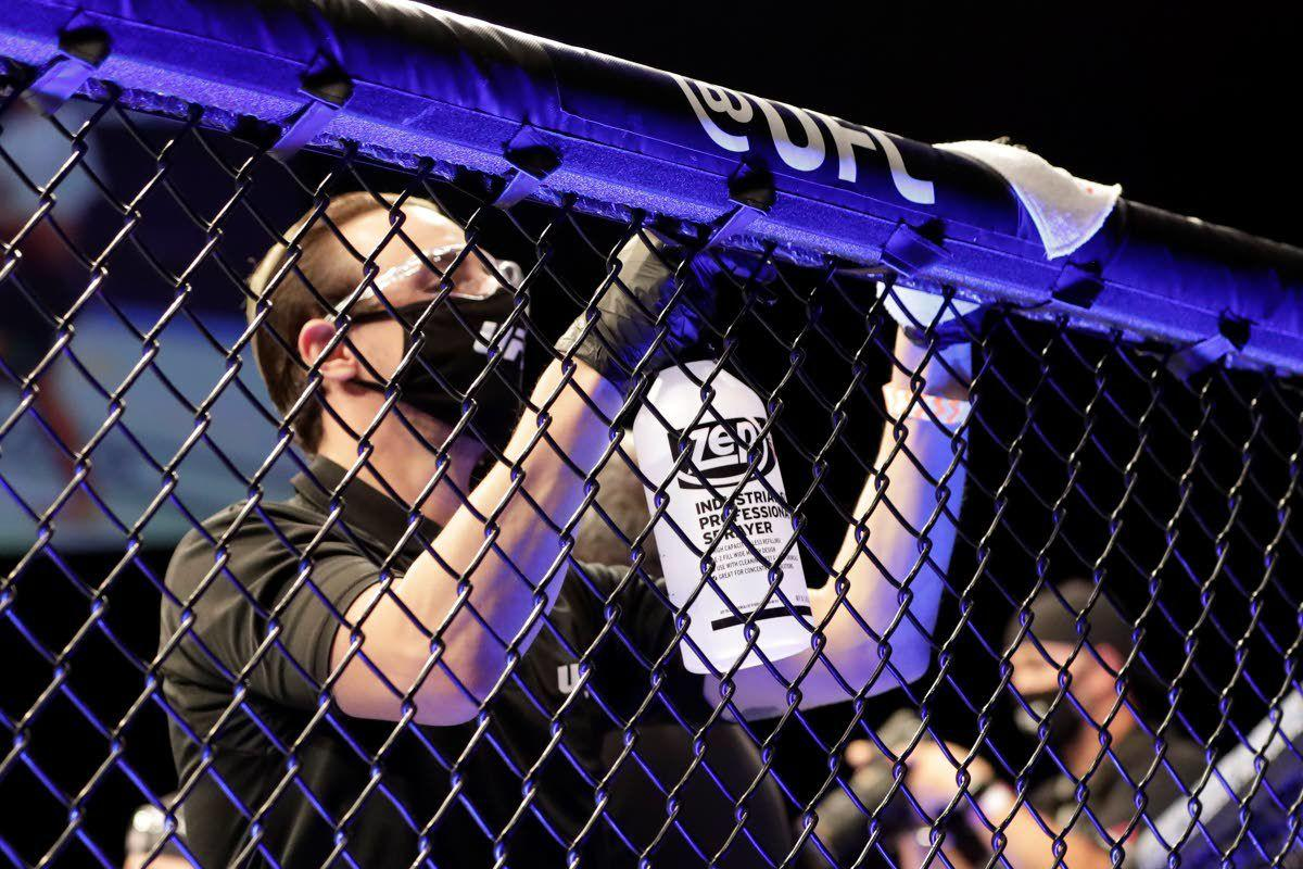 UFC's return could provide blueprint for other leagues