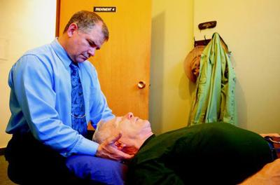 Fiegel purchases Haug Chiropractic from his business associate