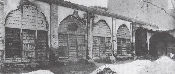 A brief history of the Baha'i faith