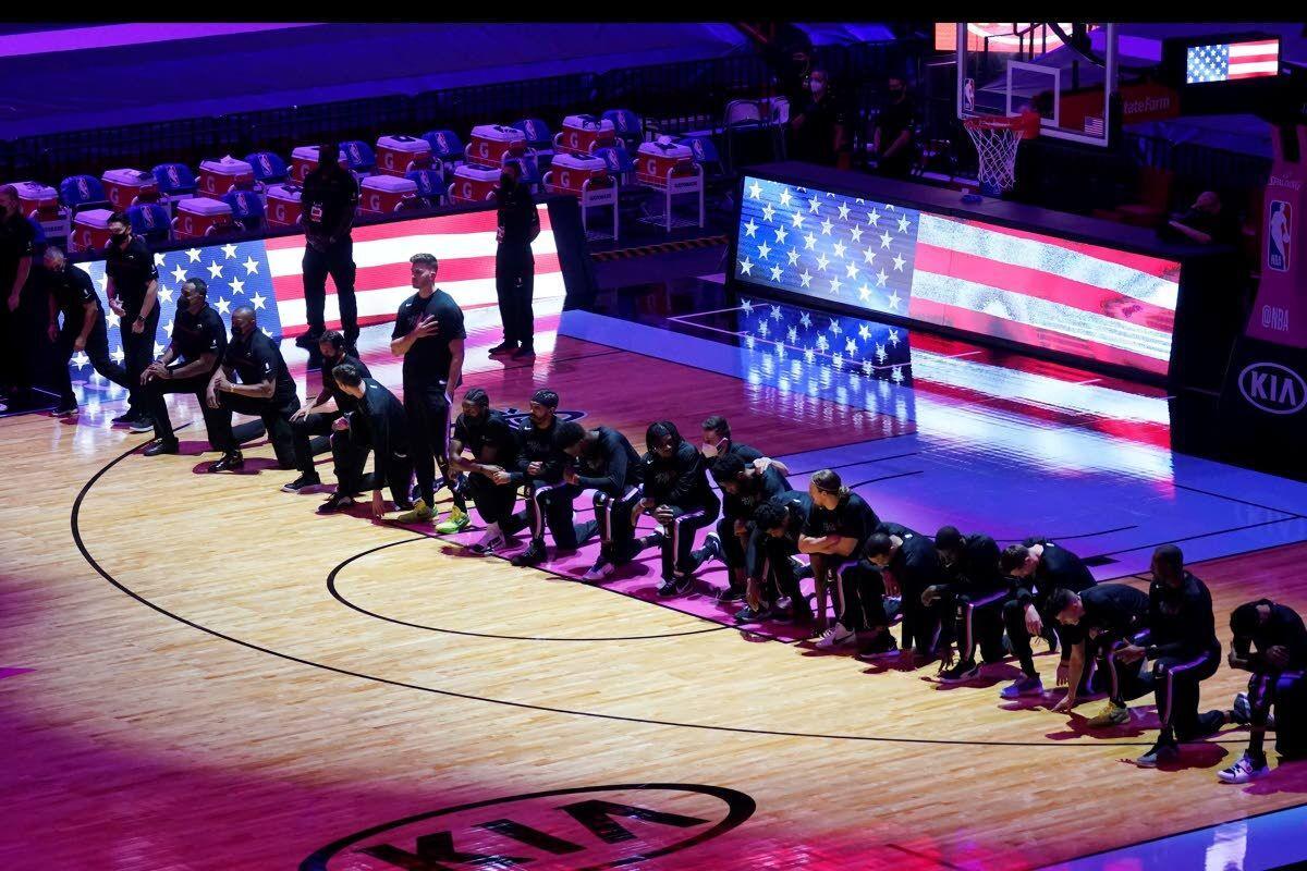 NBA reacts to 'a sad day'