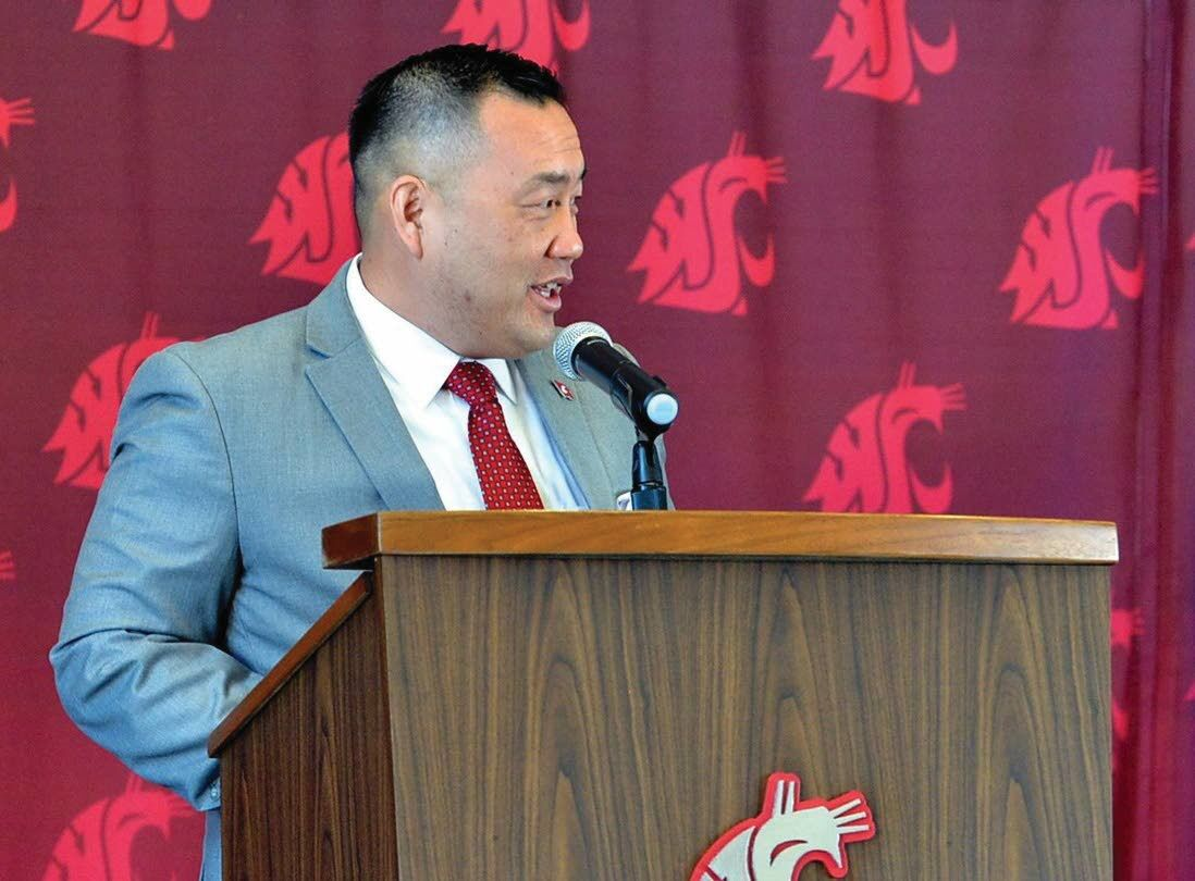 AD Pat Chun: 'We gave it our best shot'