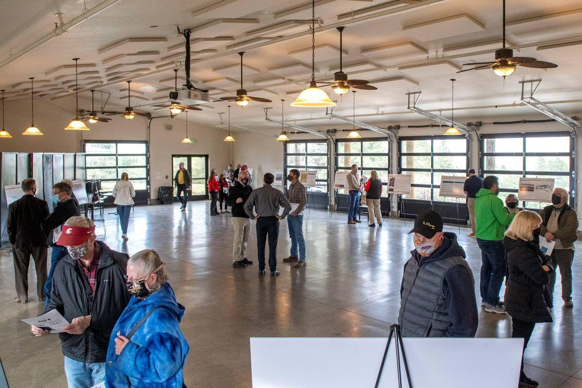 Architect seeks better 'first impression'