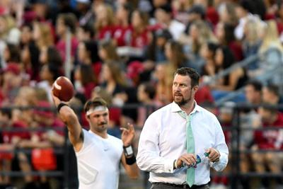 Ryan Leaf arrested, charged with domestic battery in California