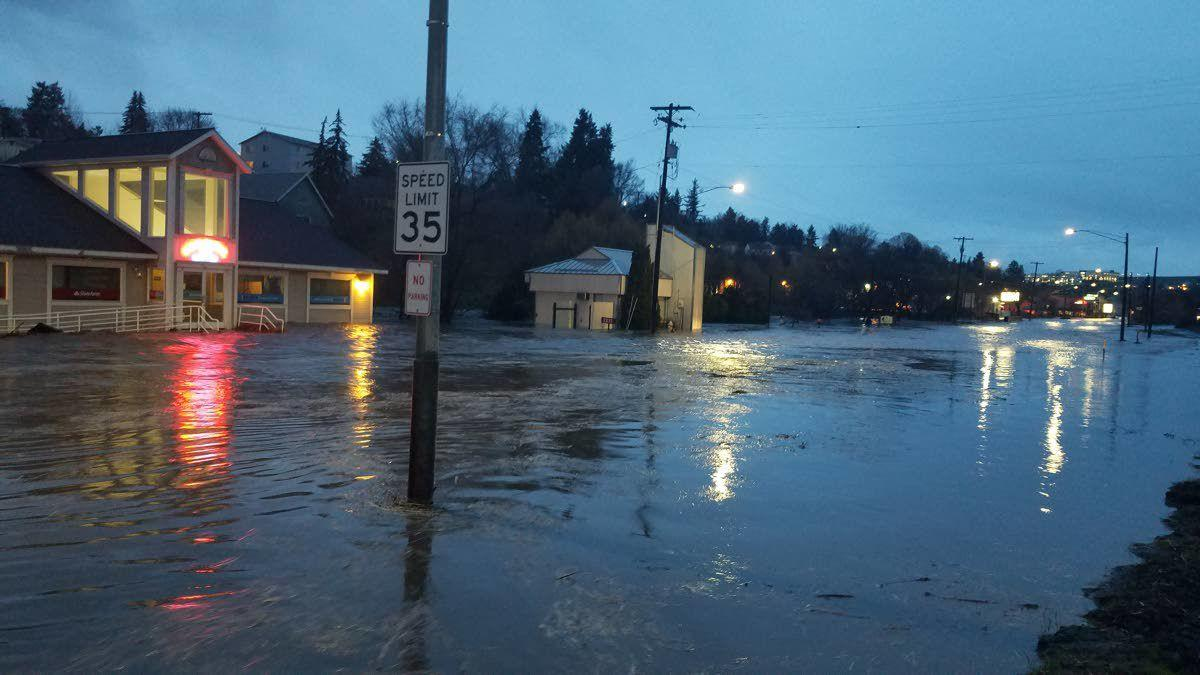 Safety agency reviewing Pullman Fire Department's actions during flood