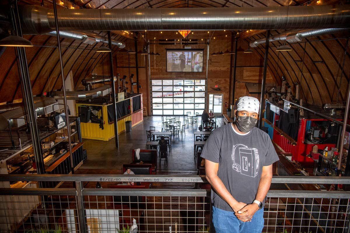 New life for Pullman's Lumberyard