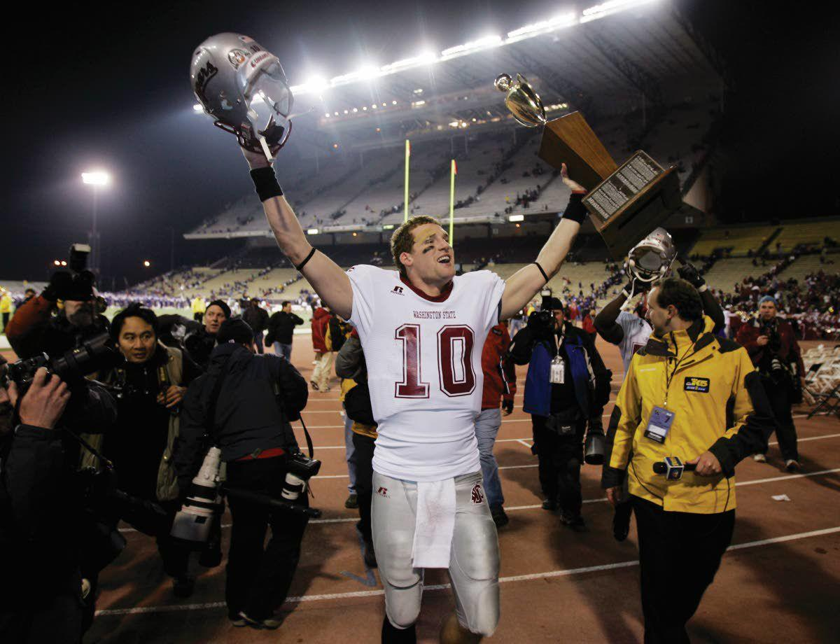 Apple Cup: Just like it was yesterday