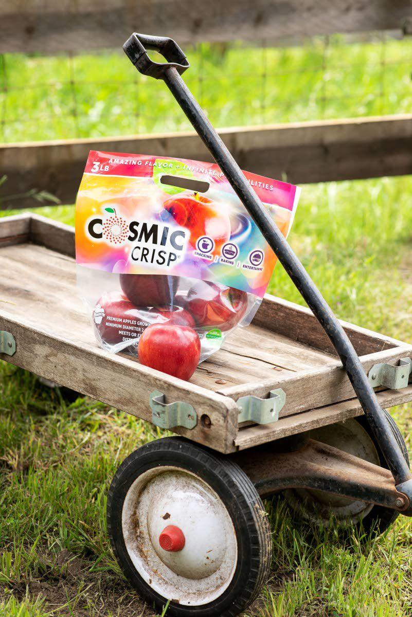 Long awaited apples to hit shelves