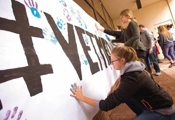 WSU veterinary students unite, raise suicide awareness