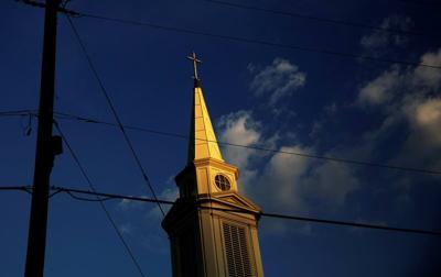 Americans going to church less and less