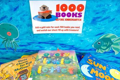 Read 1,000 books before kindergarten? It can be done