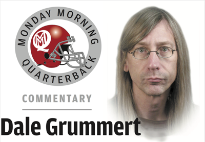 Monday Morning Quarterback: Maybe time to heed his own advice
