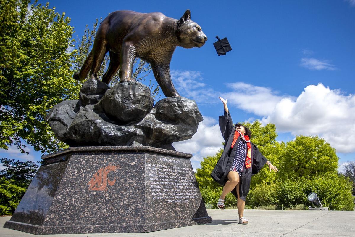 WSU leaders praise graduates' resilience
