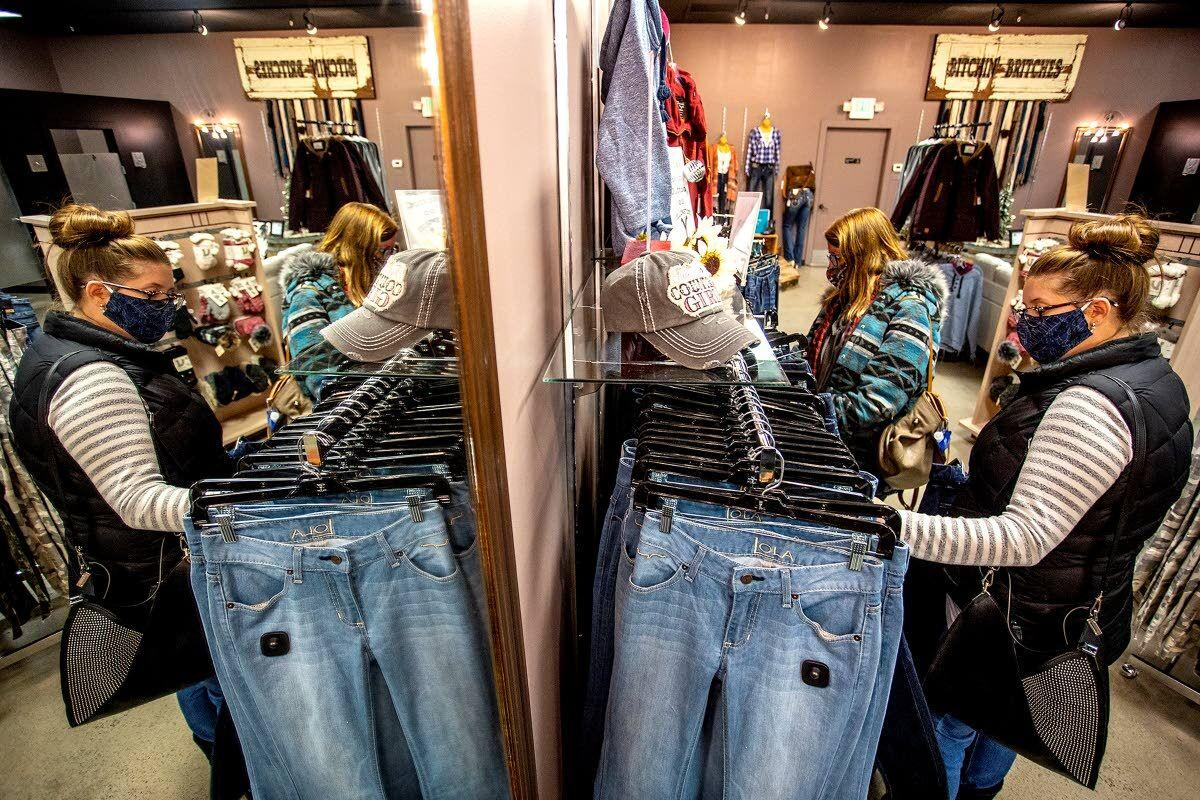 Country flair comes to Palouse Mall