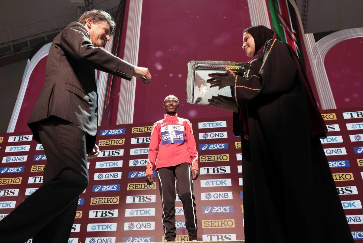 Worlds: Coe addresses low turnout, heat, doping