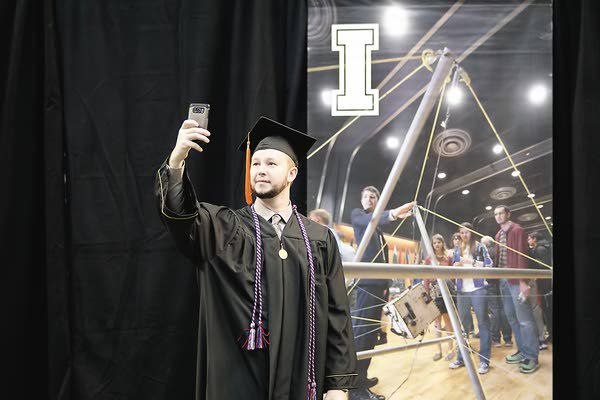 Time for UI grads to set sail