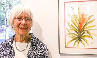 Reed recognized for her lifelong commitment to the state's museums