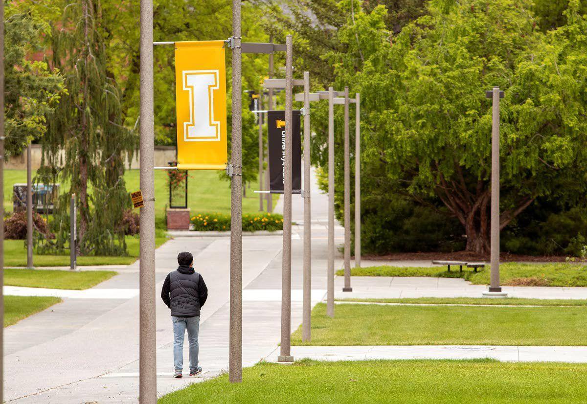 University of Idaho on path toward 'normal'