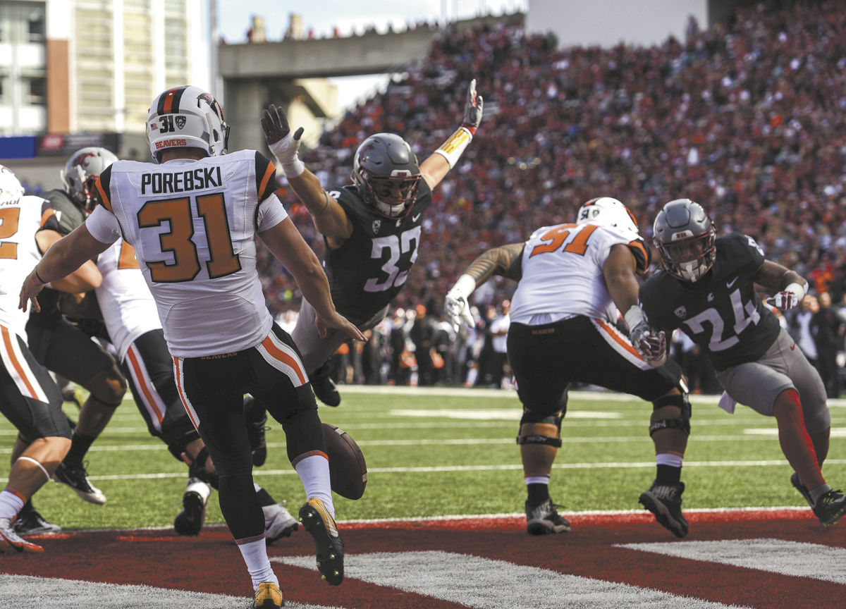 Oregon State opens Pac-12 play at Washington State