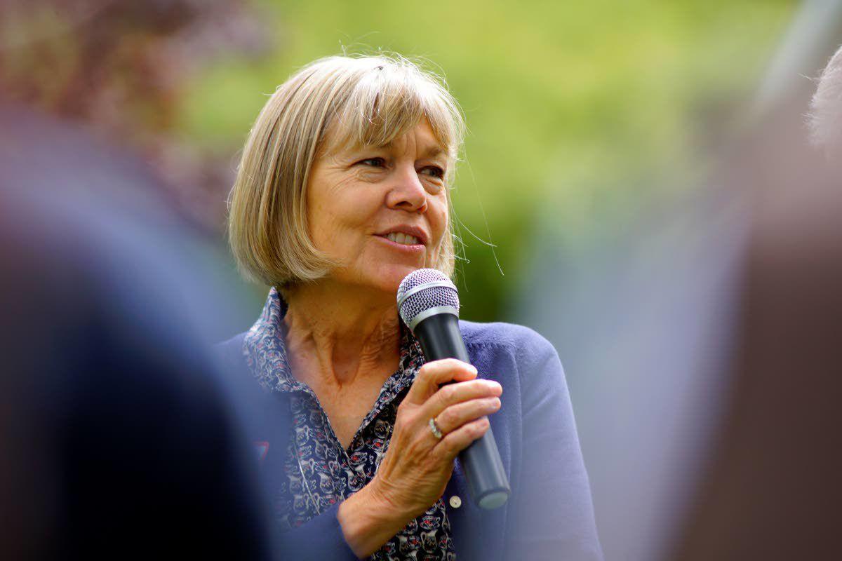 Idaho first lady's family ties