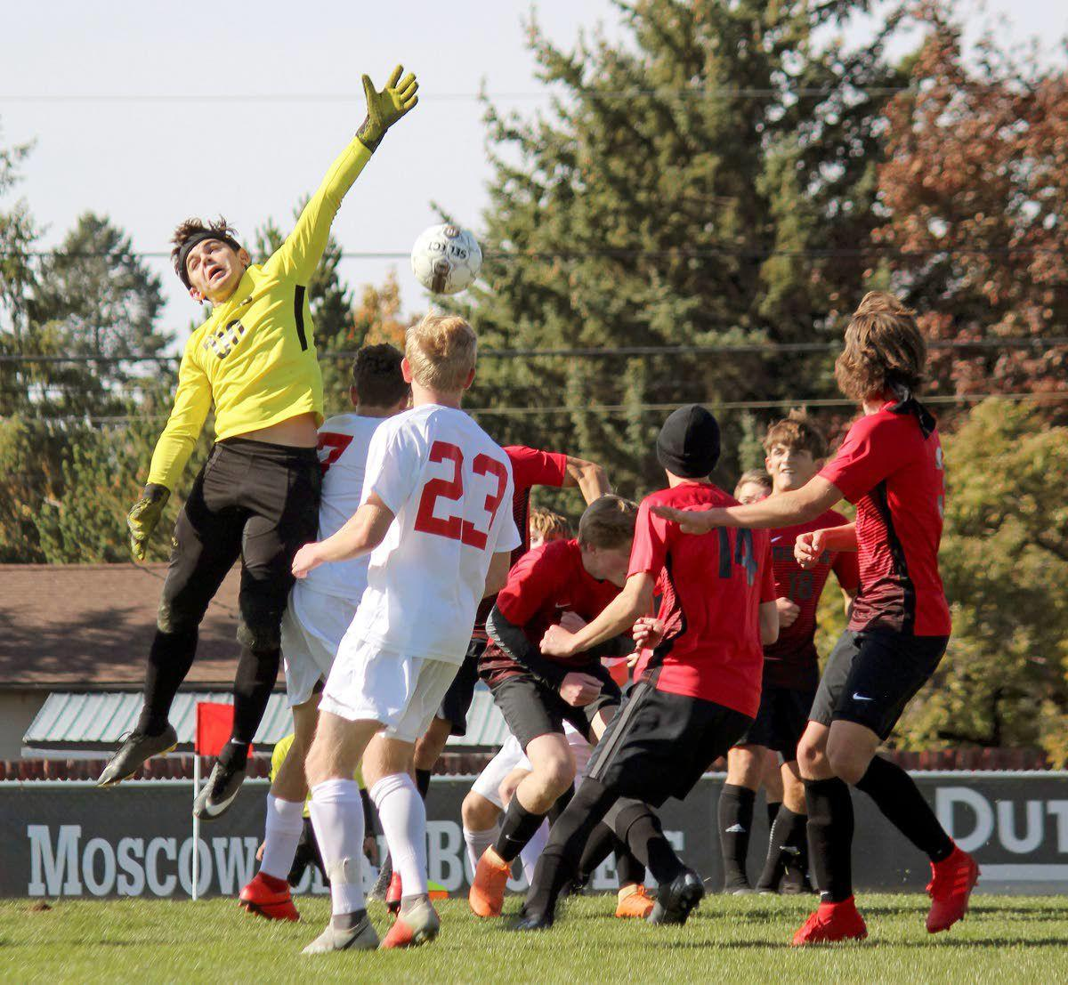 Moscow High grad relished his time on the soccer field