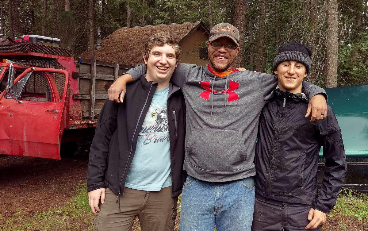 Trip to the woods helped Pullman teen get life back on track
