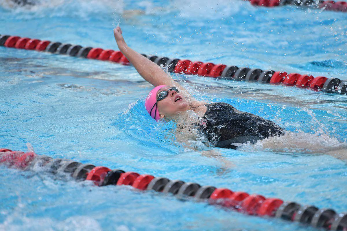 Swimming into Olympic Trials