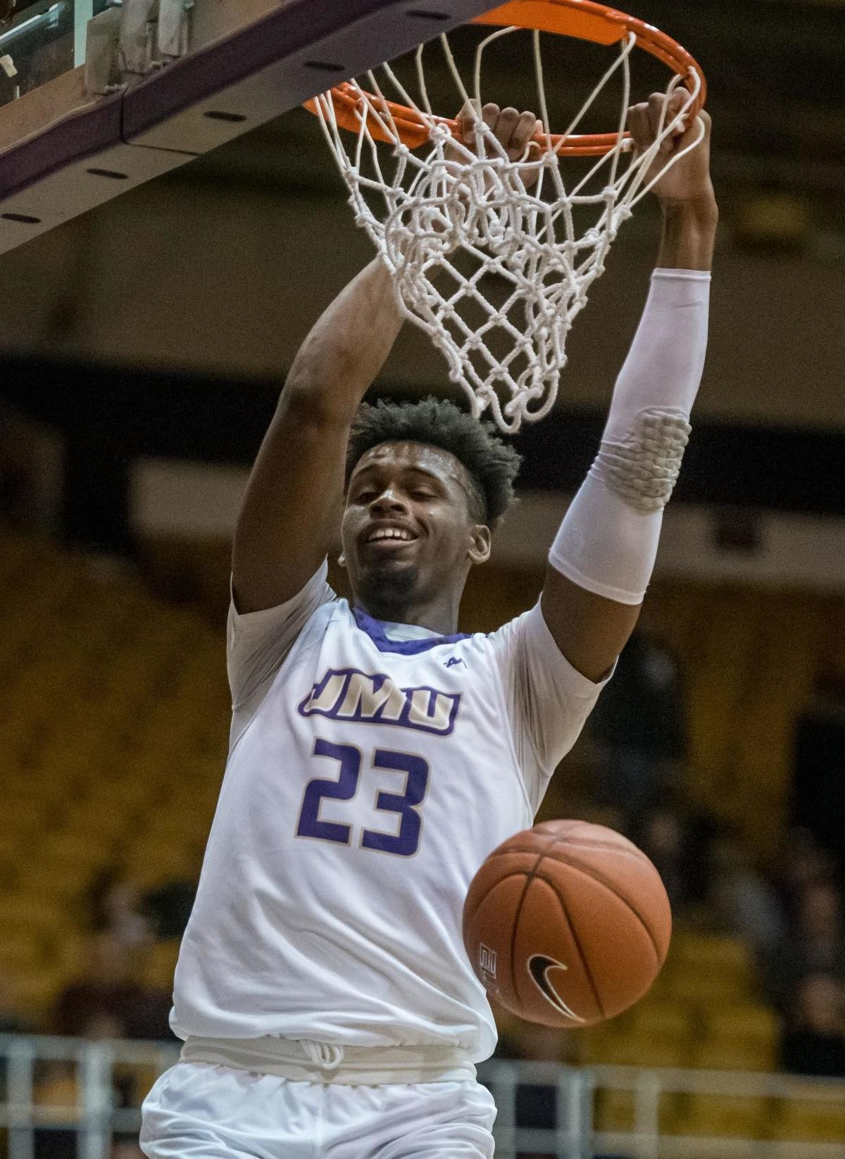 JMU Basketball