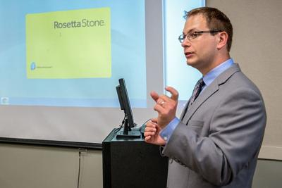 Library Members Gain Access To Rosetta Stone | Harrisonburg