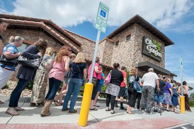 Olive Garden Opening