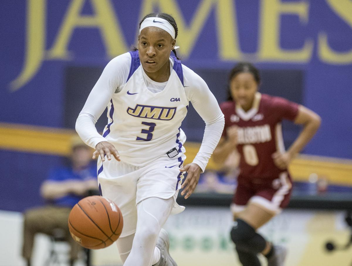 best cheap 1326f c2708 JMU Heads Into WNIT Without Top Players | Sports | dnronline.com