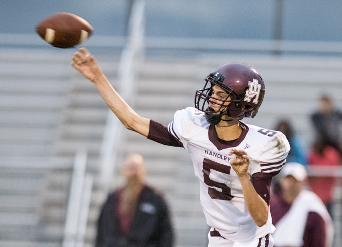 Blue Streaks Beat Handley For 3rd Straight Year Sports