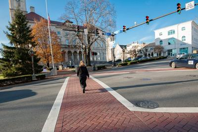Downtown Streetscape Project To Continue | Harrisonburg ...