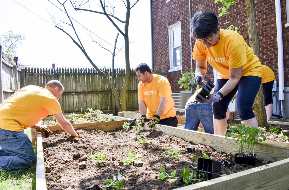 Day of Caring United Way