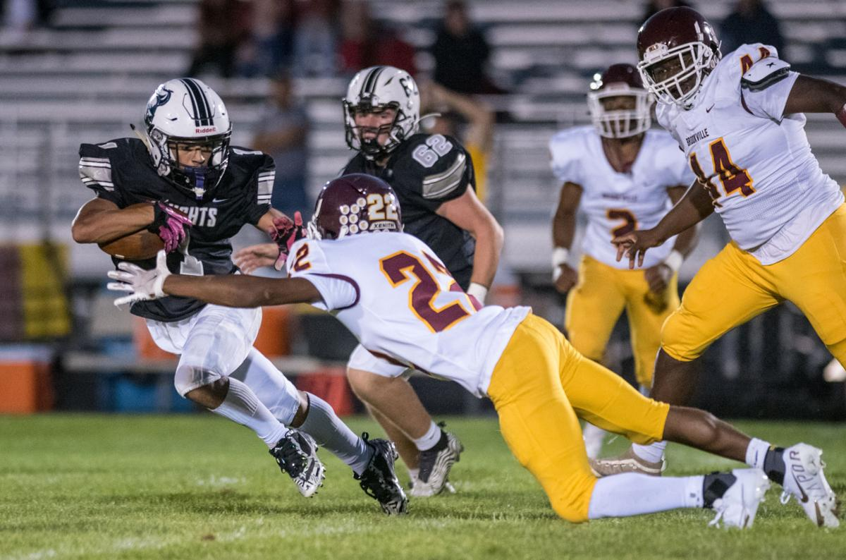 Brookville Routs Turner Ashby