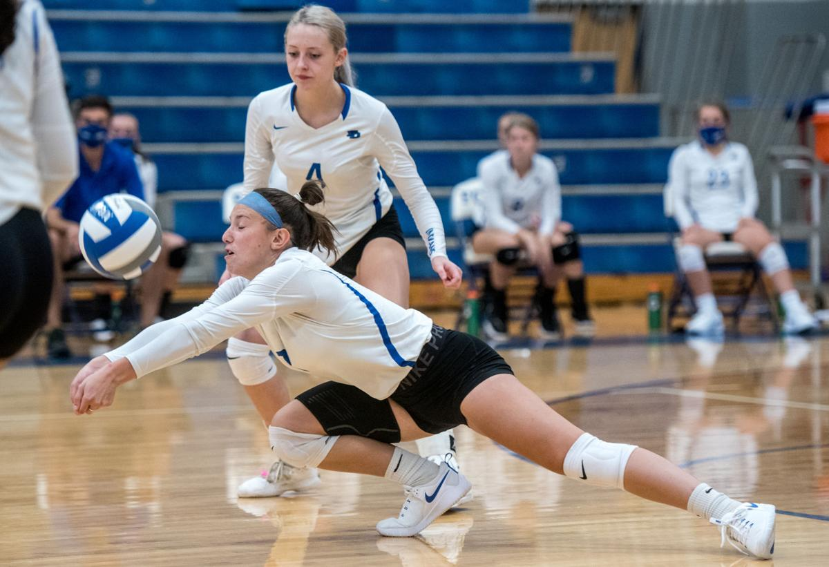 Rockbridge Volleyball Defeats Fort, 3-1