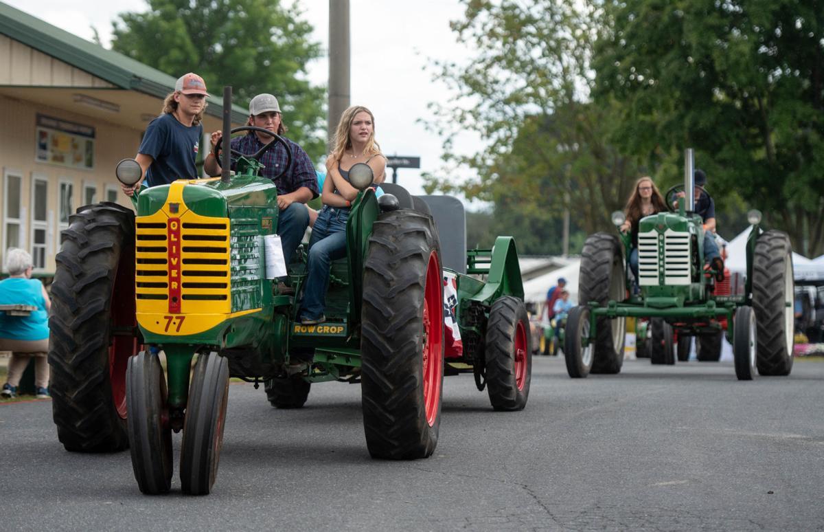 Parade of Tractors