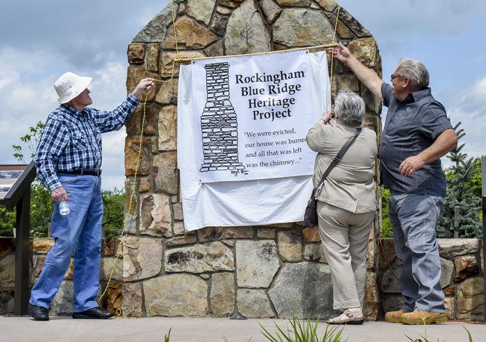 county dedicates monument local news dnronline com