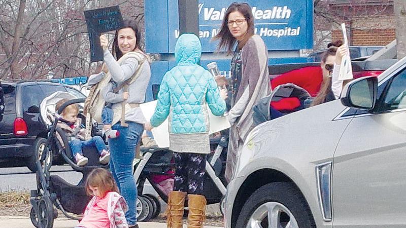 Moms: Keep births local