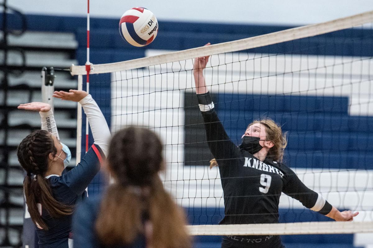 Harrisonburg vs. Turner Ashby Volleyball