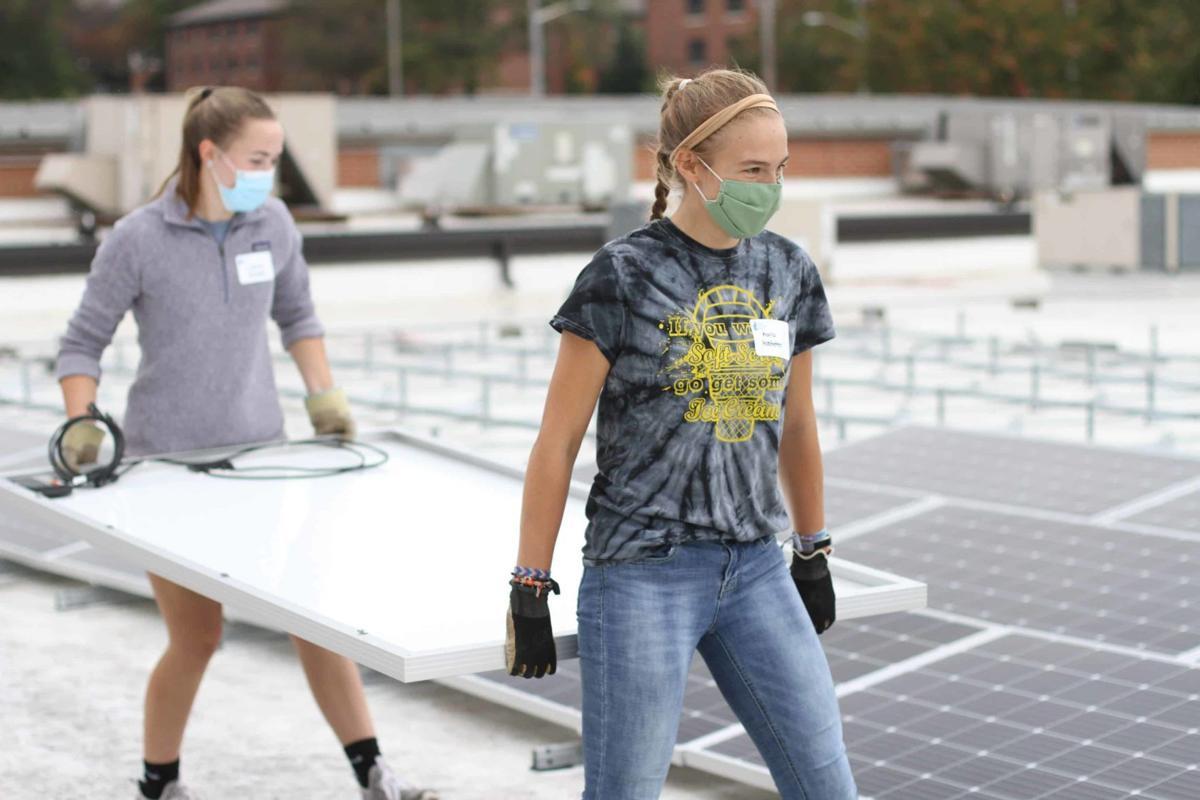 ems solar panel