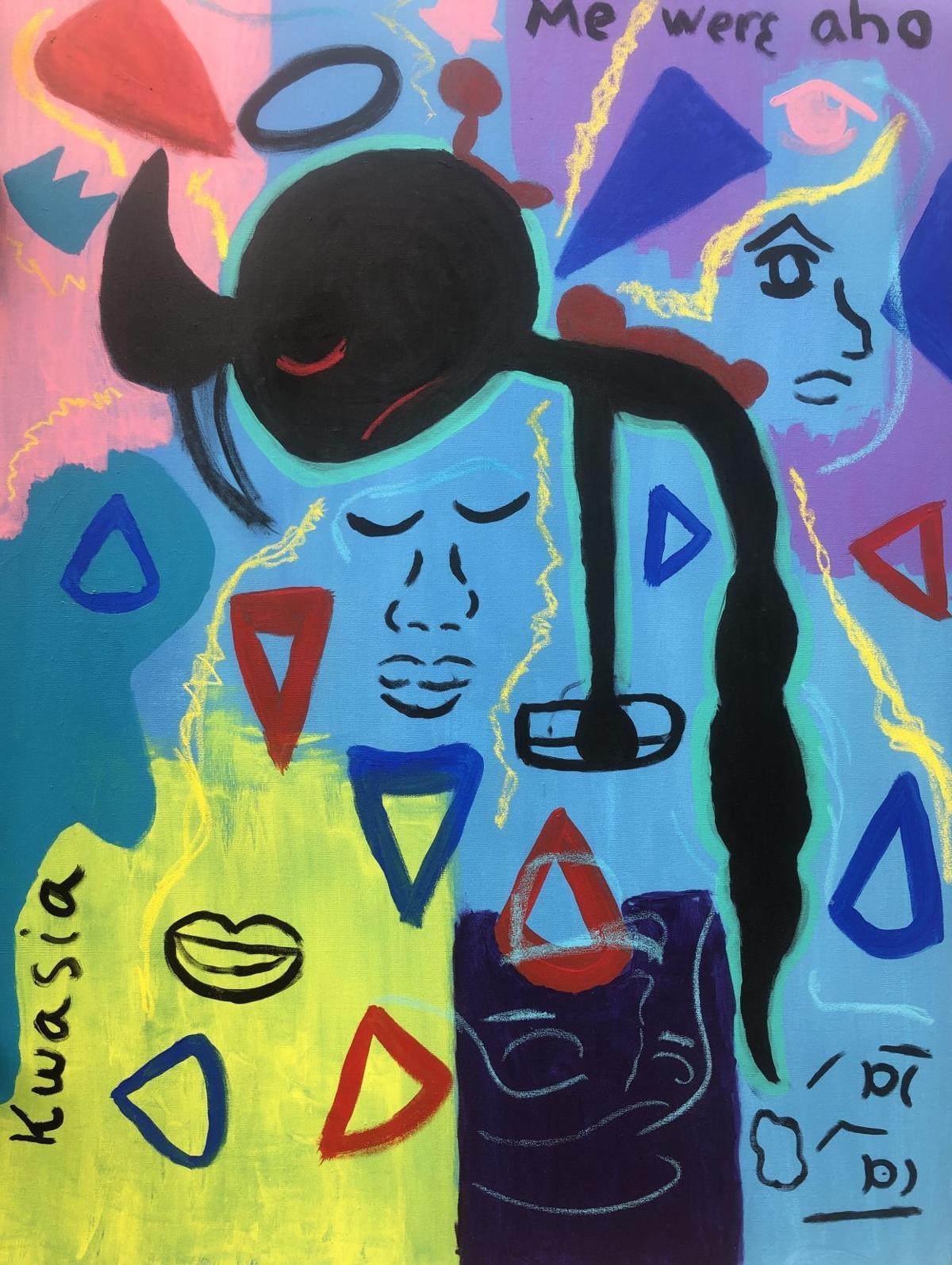 sad boi hours painting
