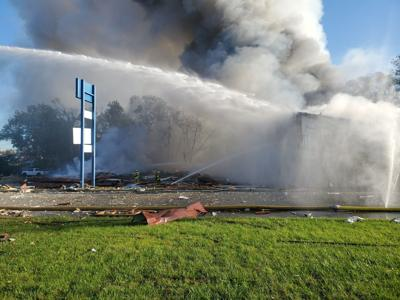 Harrisonburg Fire
