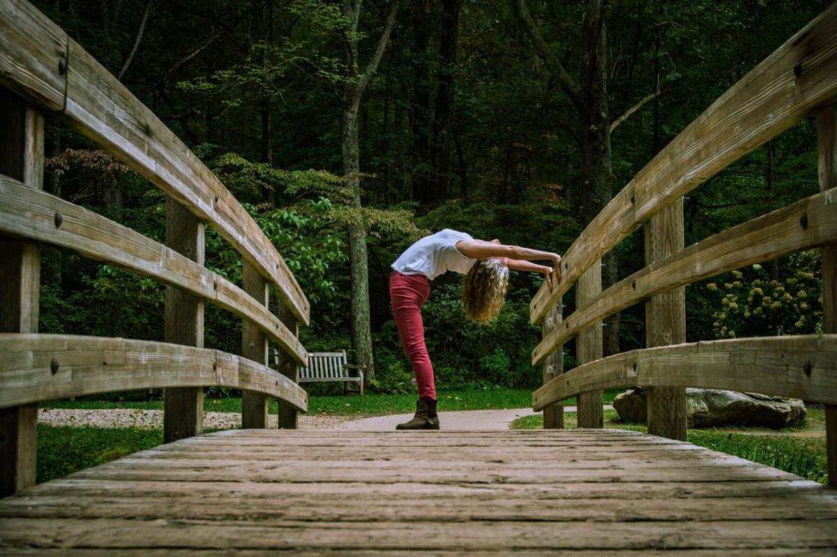 the center yoga suzanne mccahill perrine