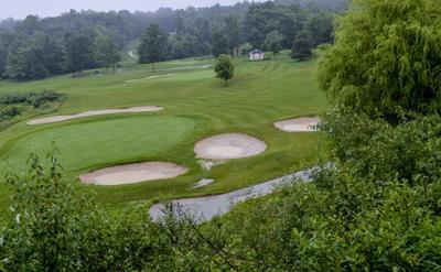Golf Course Flooding