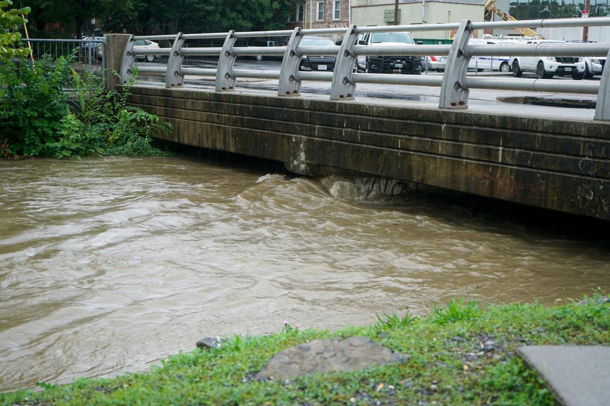 Flooding From Ida
